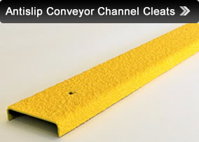 Conveyor Channel Cleats